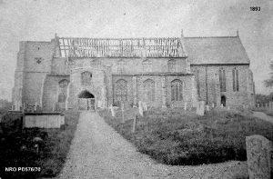 all saints church thornham 1